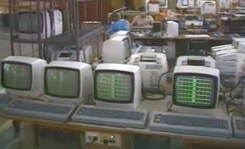 Produkcja mikrokomputera Bosman 8 wgdańskim Unimorze (ANC-4512) - polskiekomputery.pl